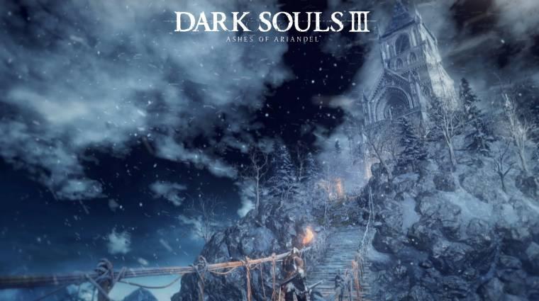Dark Souls III - Xbox One-on korán élesedett a DLC bevezetőkép