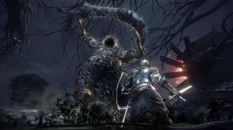 Dark Souls III - itt egy újabb kihívás, amire mi sose vállakoznánk bevezetőkép
