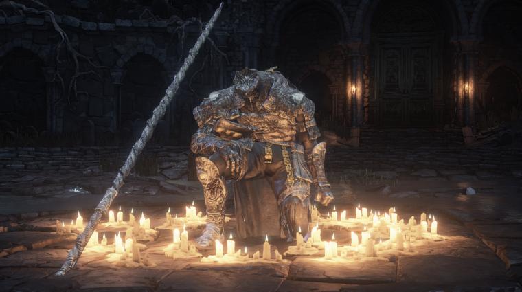 Dark Souls III - boncoljuk csak fel a PS4 Pro verziót bevezetőkép