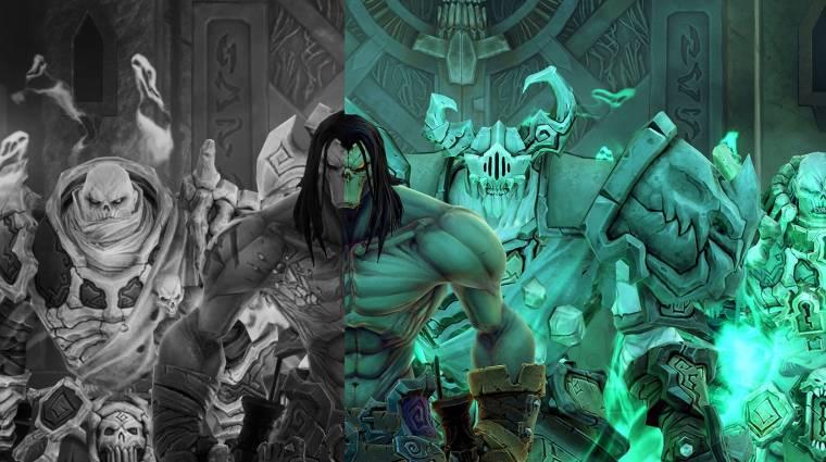 Darksiders 2: Deathinitive Edition - mennyivel szebb a felújított kiadás? bevezetőkép
