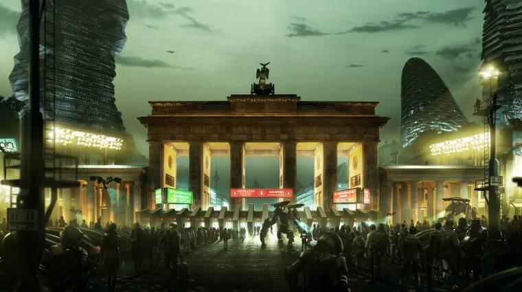 Így festenek városaink a Deus Ex világában bevezetőkép