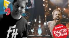 E3 2015 - exkluzív Guitar Hero Live interjú kép