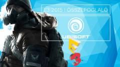 E3 2015 - Ubisoft sajtókonferencia összefoglaló kép