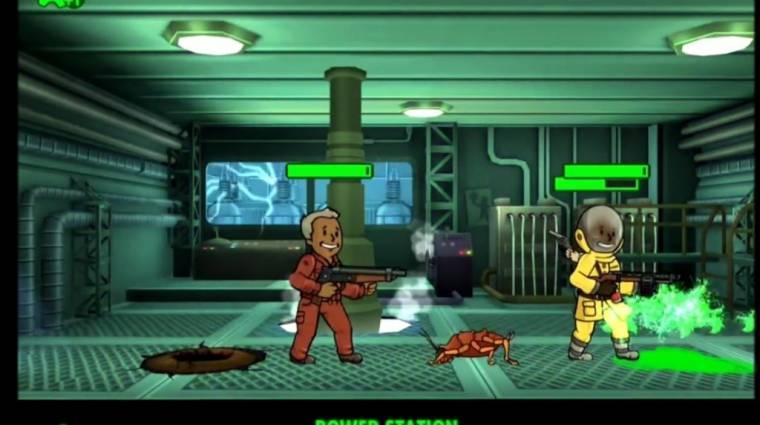Fallout Shelter - 85 millió bunker egy hónap alatt bevezetőkép