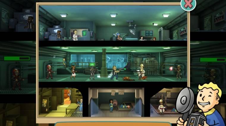 Fallout Shelter - megérkezett az első frissítés, és vele a Photo Feature bevezetőkép