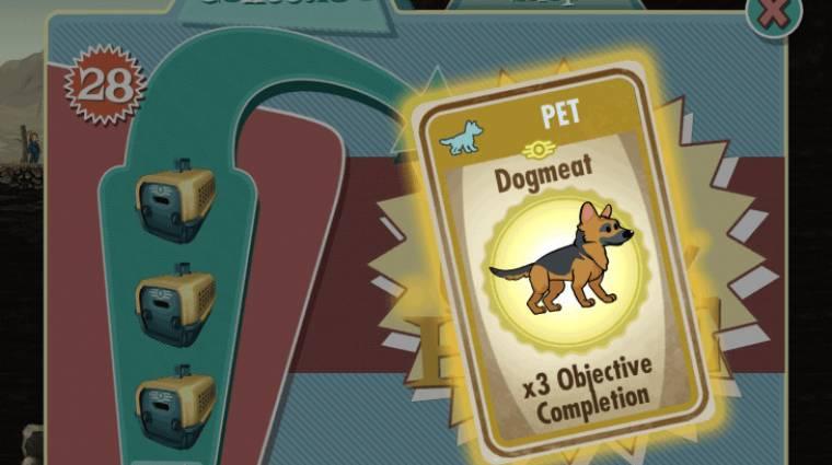 Fallout Shelter - Dogmeat is bekerült az új frissítéssel bevezetőkép