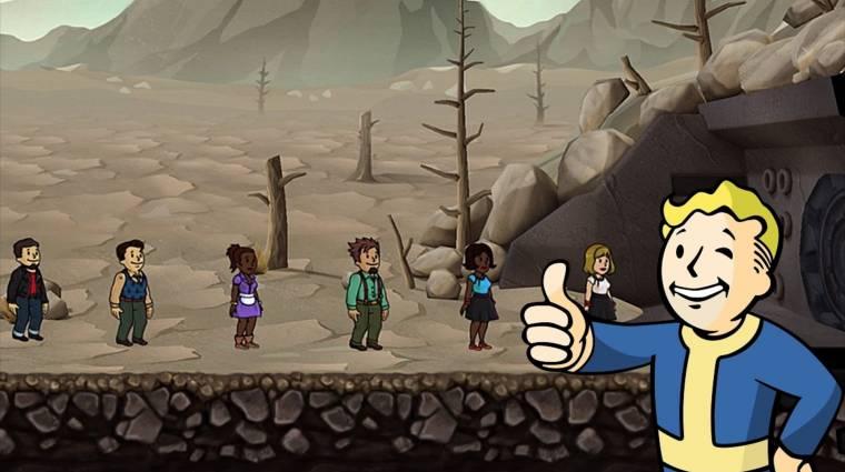 Fallout Shelter - megjelent PC-re, így szerezheted be bevezetőkép