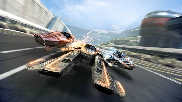 Fast Racing Neo - új sci-fi versenyjáték Nintendo Wii U-ra bevezetőkép
