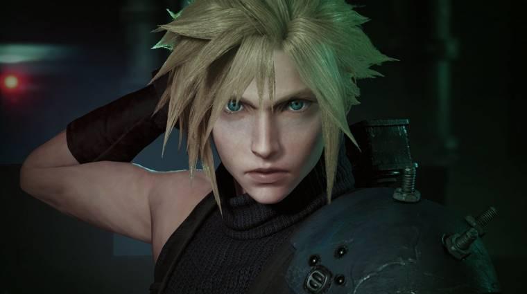 Final Fantasy VII Remake - kaptunk egy rövid helyzetjelentést bevezetőkép