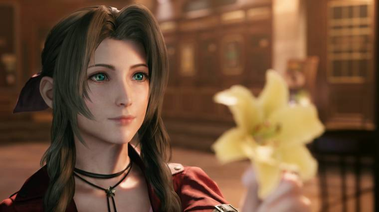 Újra megmutatta magát a Final Fantasy VII Remake bevezetőkép