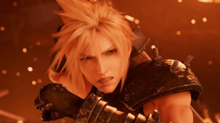 E3 2019 - még a Square Enix sem tudja, hogy hány részből áll majd a Final Fantasy VII Remake bevezetőkép