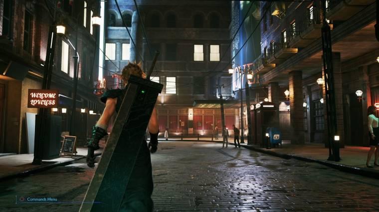 Final Fantasy VII Remake - 14 percen át nézhetjük a játékot bevezetőkép