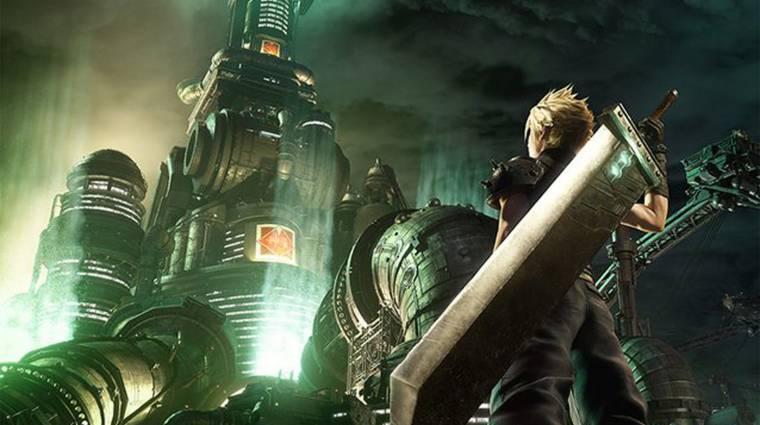 Egy évig biztosan csak egy platformon lesz játszható a Final Fantasy VII Remake bevezetőkép
