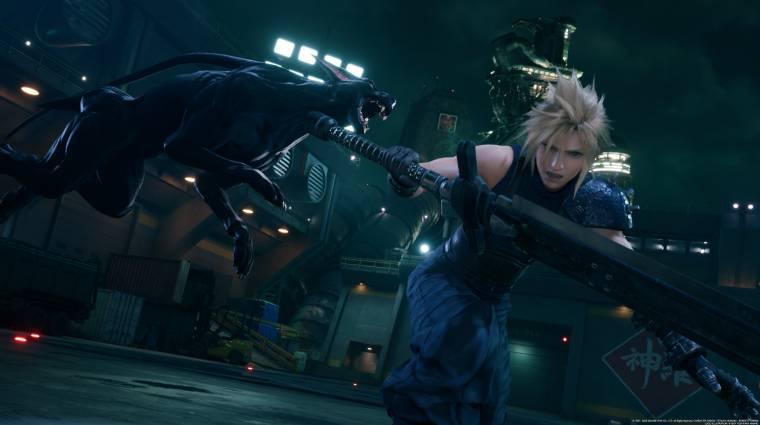Megérte PlayStation 4-exkluzívvá tenni a Final Fantasy VII Remake-et bevezetőkép