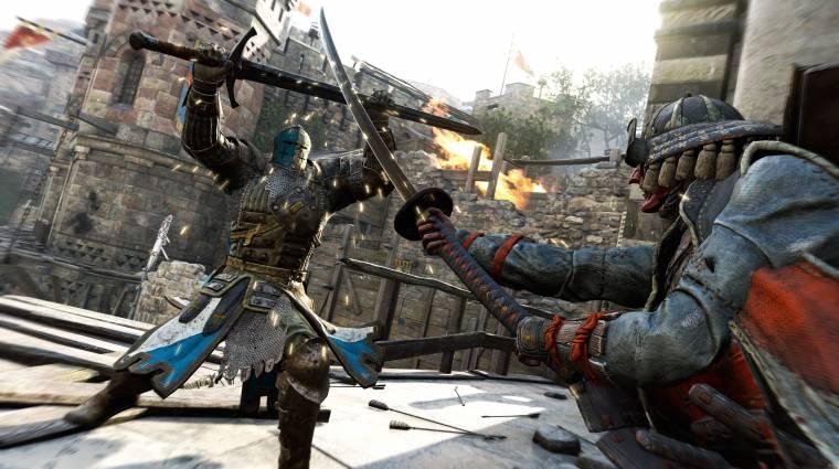 For Honor - rengeteg új gameplay videó érkezett bevezetőkép
