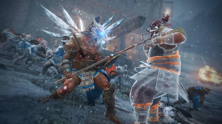 For Honor - befagyott tavon csatázhatunk a téli esemény alatt bevezetőkép