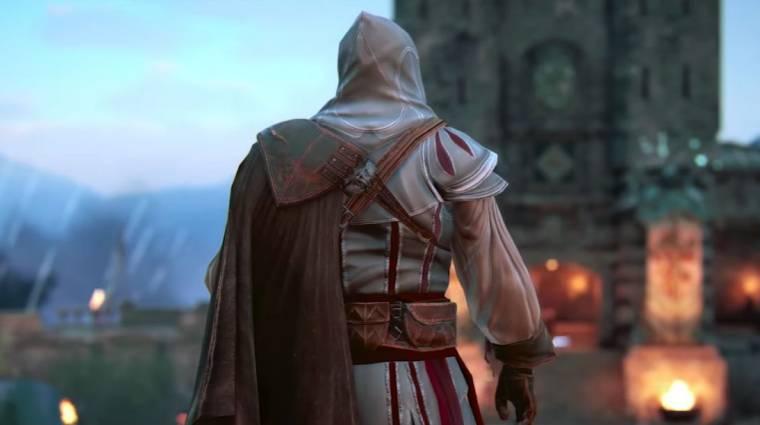 For Honor - az Assassin's Creed orgyilkosai támadásba lendültek bevezetőkép