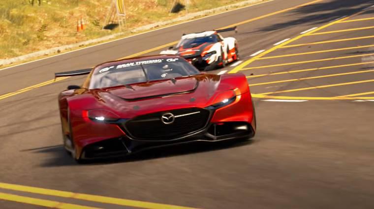 Állandó internetkapcsolat szükséges a Gran Turismo 7 egyjátékos módjához bevezetőkép