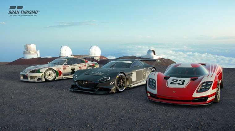25. évfordulós kiadást kap a Gran Turismo 7 bevezetőkép