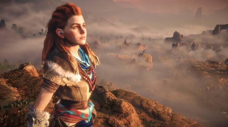 PC-re is megjelenhet a Horizon: Zero Dawn bevezetőkép