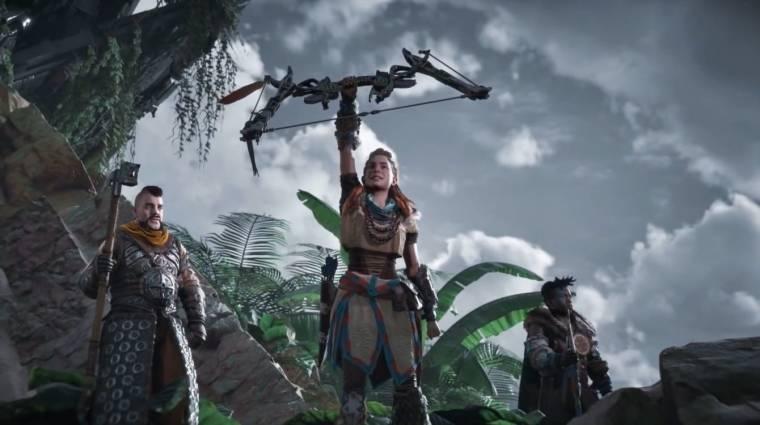 Gőzerővel dolgozik a Horizon Zero Dawn kijavításán a Guerrilla Games bevezetőkép