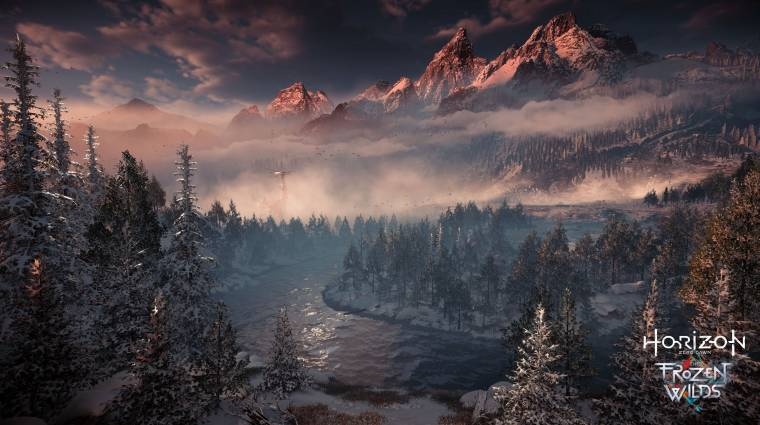 E3 2017 - lenyűgöző képek érkeztek a Horizon Zero Dawn: The Frozen Wilds-ból bevezetőkép