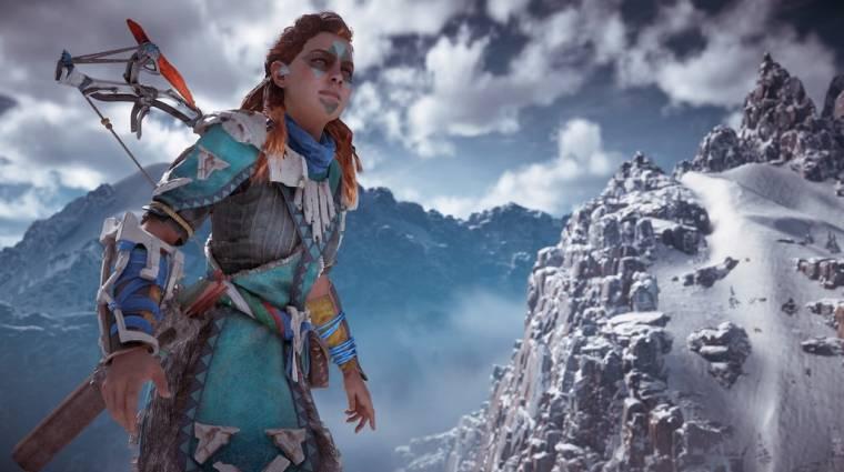 Horizon Zero Dawn: The Frozen Wilds - izgalmas új ellenfelek a PGW-s trailerben bevezetőkép