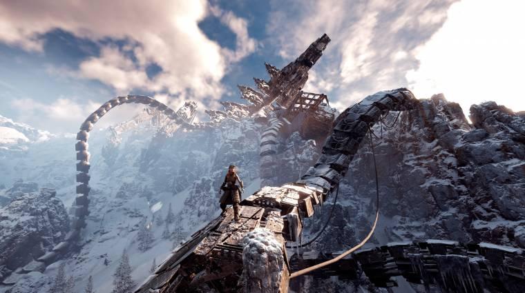 A Horizon: Zero Dawn PC-s portja szépen zárta az első hónapot bevezetőkép