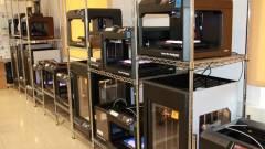 Innovációs központ 3D nyomtatóknak kép