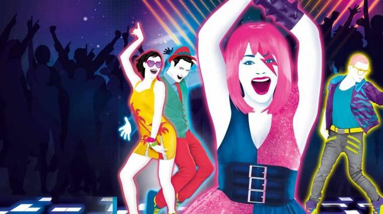E3 2015 - nem kell külön kamera a Just Dance 2016-hoz bevezetőkép