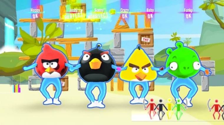 Just Dance 2016 - az Angry Birds-tánc a legtöbb, amire vágyhattunk bevezetőkép