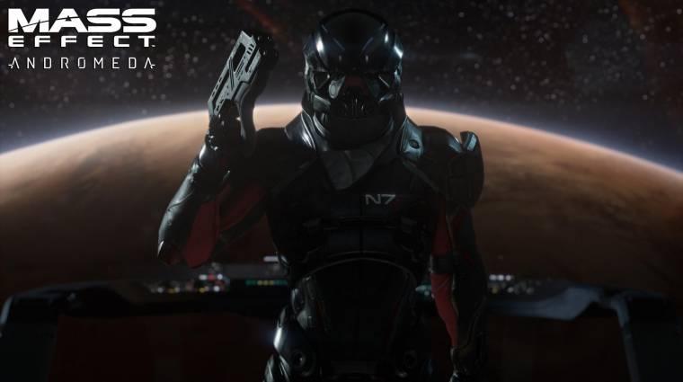 Mass Effect Andromeda - senki nem tér vissza bevezetőkép