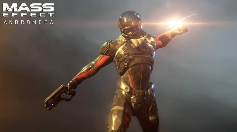 Mass Effect - nem újítják fel az eredeti trilógiát bevezetőkép