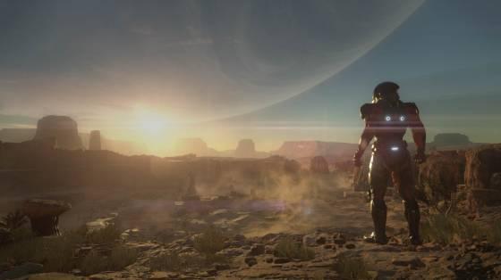 Mass Effect: Andromeda infódoboz