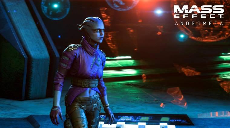 Mass Effect: Andromeda - 17 percnyi, spoiler-mentes játékmenet bevezetőkép