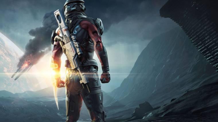 Mass Effect Andromeda - 10 órán át játszhatjuk a megjelenés előtt bevezetőkép