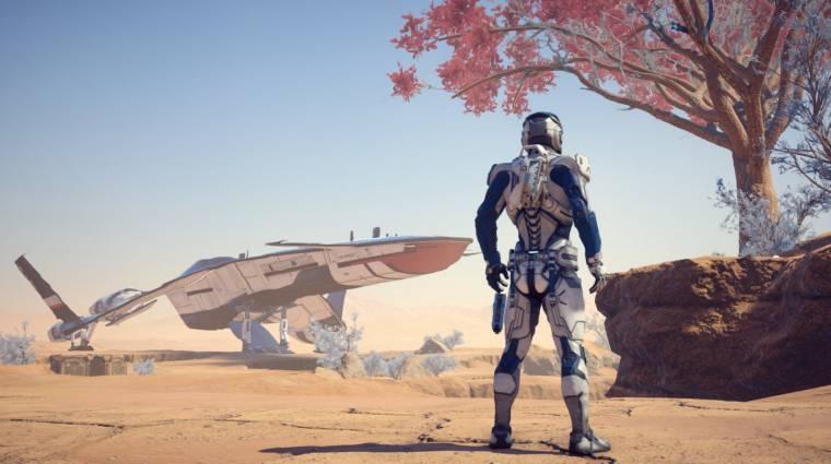 Mass Effect: Andromeda - tetszik ez a bolygó, letelepedek! bevezetőkép