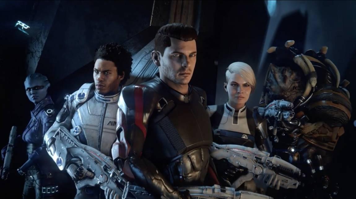 Mass Effect: Andromeda - egy új fajt is láthatunk az új trailerben bevezetőkép