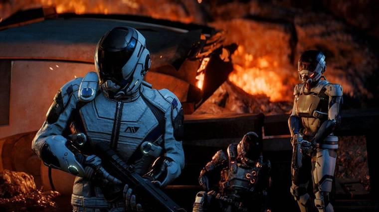 Mass Effect: Andromeda - nem lesz tesztelhető a multiplayer bevezetőkép