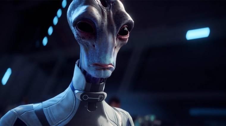 Mass Effect: Andromeda - bemutatkozik egy újabb karakter bevezetőkép