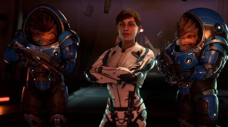 Mass Effect: Andromeda - ezt tudja majd a tíz órás próbaverzió bevezetőkép