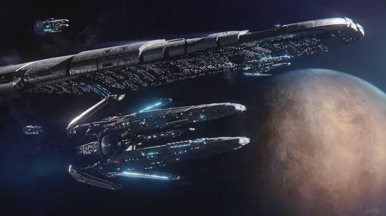 Mass Effect Andromeda - nézz körbe a Nexuson bevezetőkép