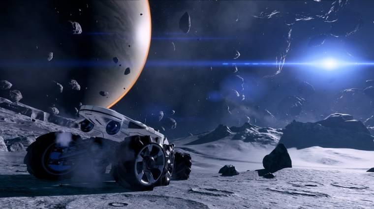 Mass Effect: Andromeda - így száguldozhatunk majd a bolygókon bevezetőkép