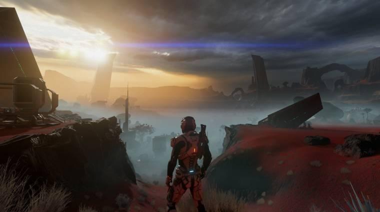 Az EA szerint is van jövője a Mass Effect szériának, kicsit fáj is nekik a sok fikázás bevezetőkép