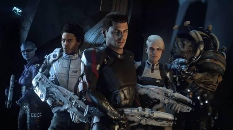 A Mass Effect sorozat nem halott, de még nem kész visszatérni bevezetőkép