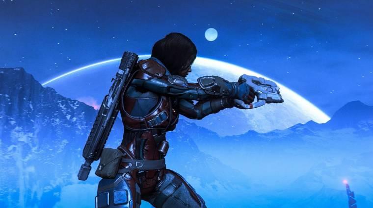 A BioWare szerint még nem végeztek a Mass Effect szériával bevezetőkép