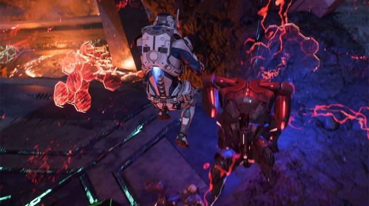 Mass Effect: Andromeda - keményebb nehézségi szintet hoz a következő frissítés bevezetőkép