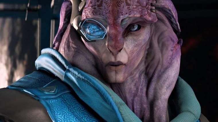 Mass Effect: Andromeda - új lehetőségeket hoz az 1.08-as patch bevezetőkép
