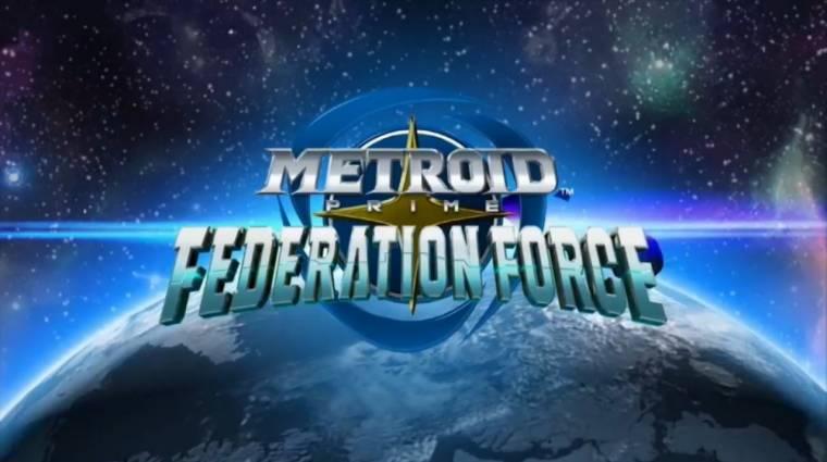 E3 2015 - 3DS-re érkezik a Metroid Prime Federation Force bevezetőkép