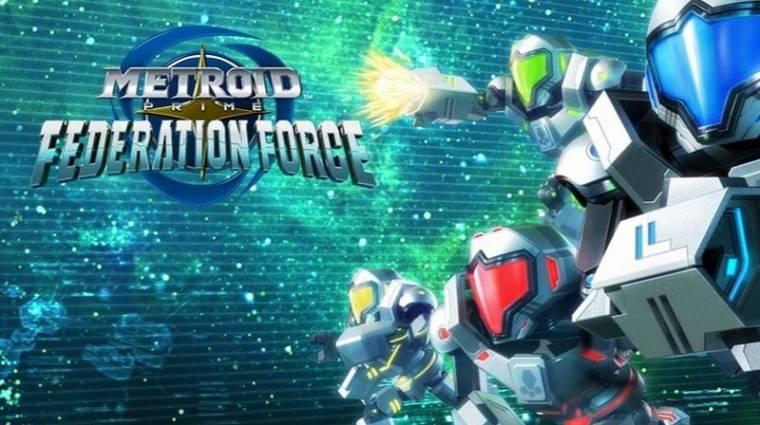 E3 2015 - petíció indult a Metroid Prime Federation Force törléséért bevezetőkép
